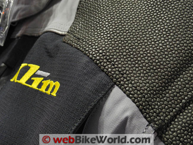 Klim Adventure Rally Jacket Close-up