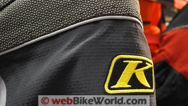 Klim Adventure Rally Jacket Details