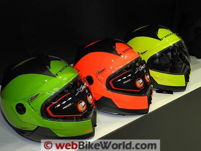 Nexx X30 Helmets