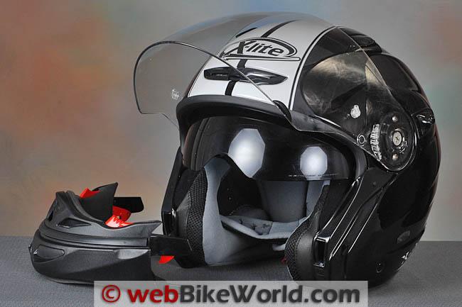 X-Lite X-402GT Crossover Helmet