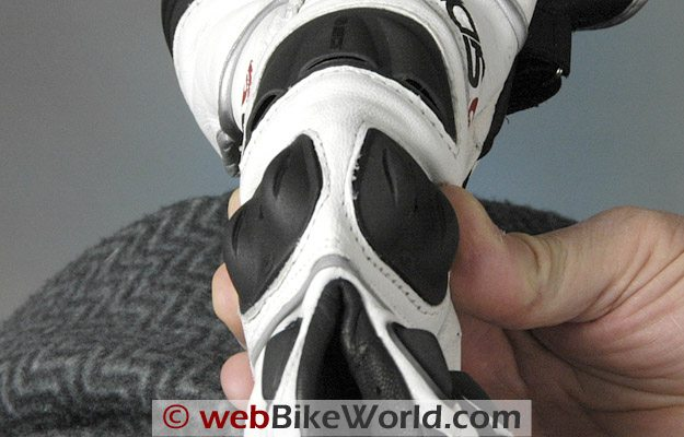 Sidi Power Glove - Split knuckle protector