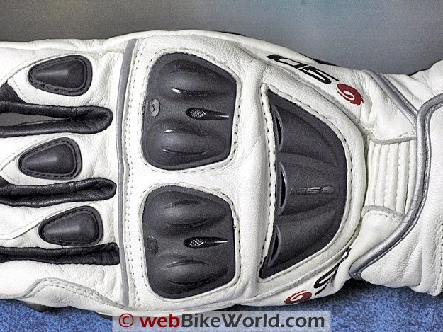 Sidi Power Glove - Knuckle protectors
