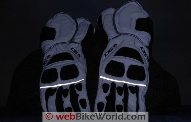 Sidi Power Glove - Reflectivity