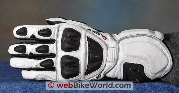 Sidi Power Glove - Top View