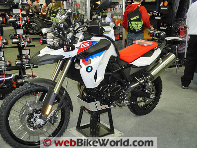 Warn BMW F800GS