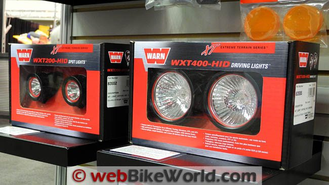 Warn HID Light Kits
