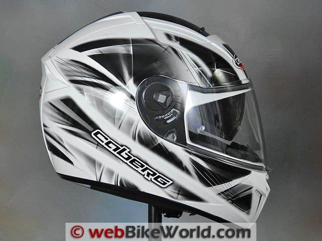 shield Caberg Sintesi Clear helmet visor