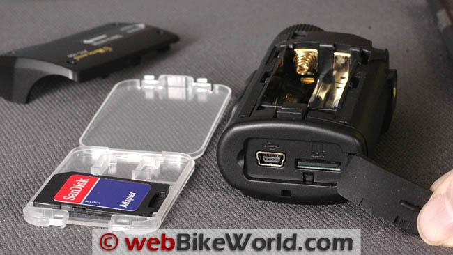 Midland XTC 100 Video Camera Memory