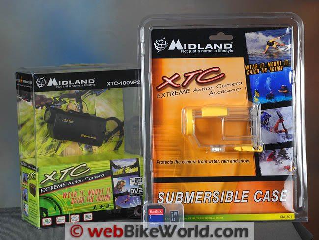 Midland XTC 100 Video Camera Kit