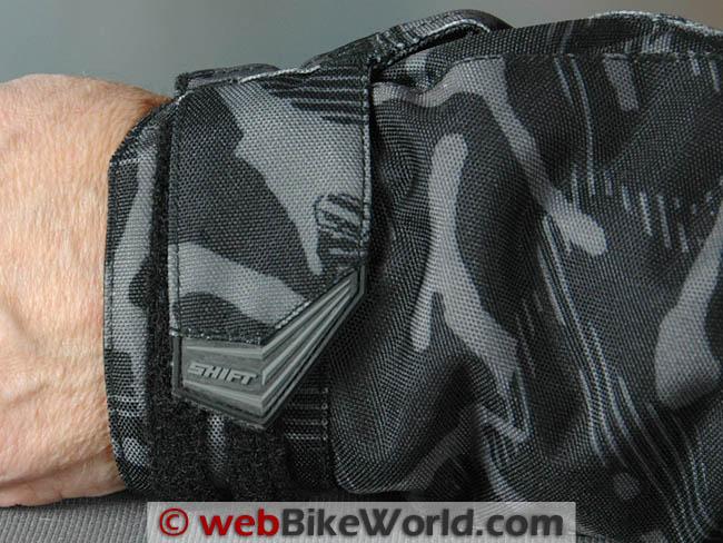 Shift Trooper Jacket - Sleeve Cuff