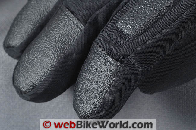 Warmthru G4 Gloves - Fingertips Close-up
