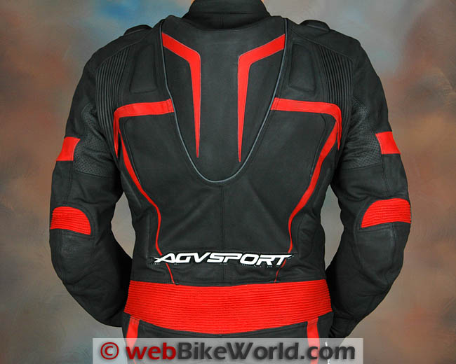 AGV Sport Willow Suit - Back