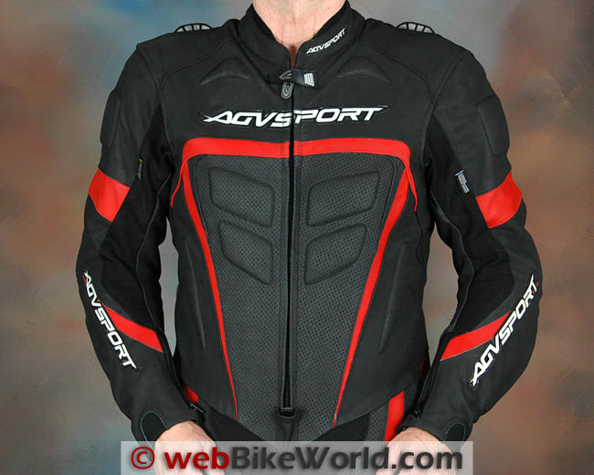 AGV Sport Willow Suit - Chest