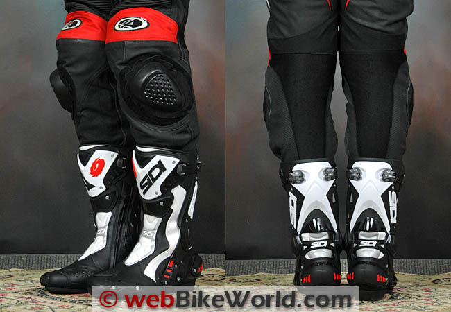 AGV Sport Willow Leather Suit - Legs