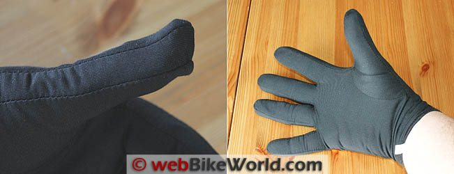 Powerlet Heated Gloves - Thumb