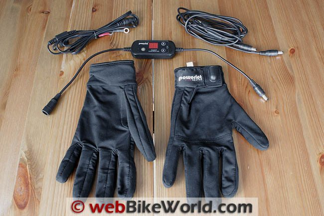Powerlet Heated Glove Liners