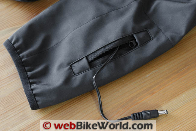 Powerlet RapidFIRe Heated Jacket Liner Sleeve