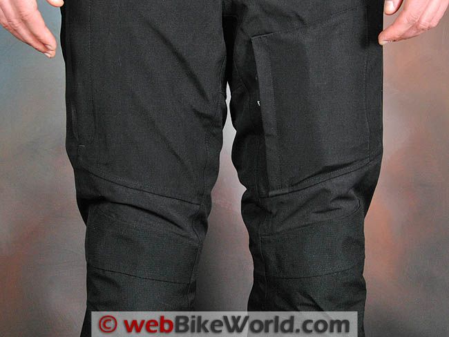 Rev'it Everest GTX Pants Knees