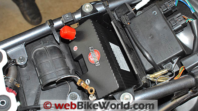 Shorai Li-Ion Motorcycle Battery