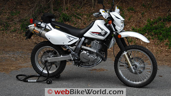Suzuki DR650SE - Right Side