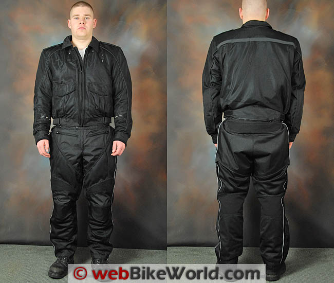 Tourmaster Flex LE Jacket and Pants - Mesh