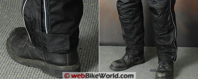Tourmaster Flex Pants - Cuffs