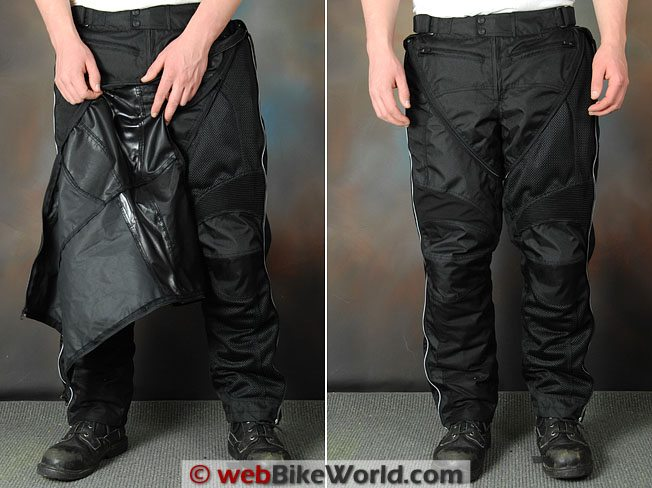 Tourmaster Flex Pants - Mesh