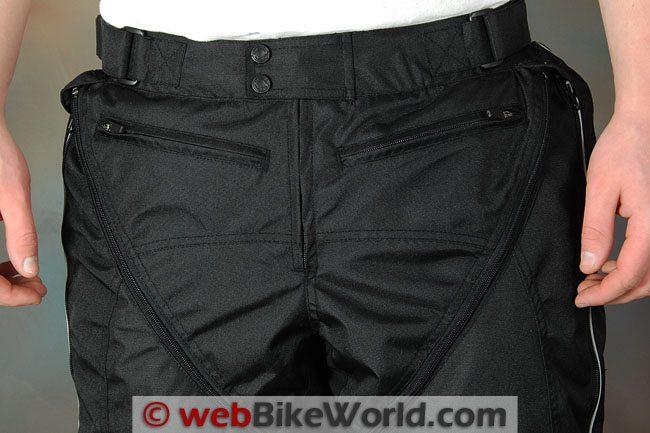 Tourmaster Flex Pants - Waist