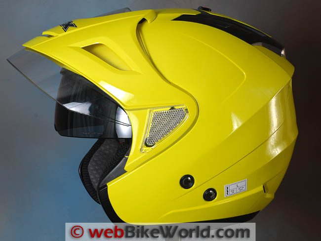 AFX FX-50 Helmet Side View