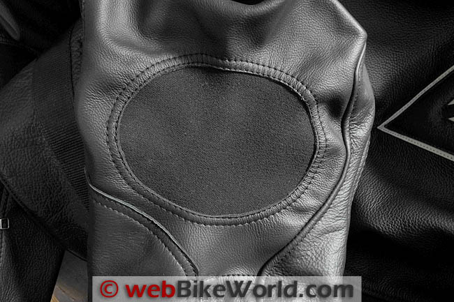 Dainese Alien Pants Back of Knee