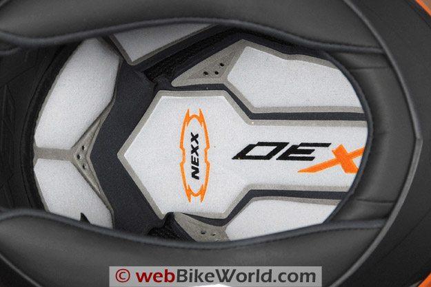 Nexx X30 Helmet Liner