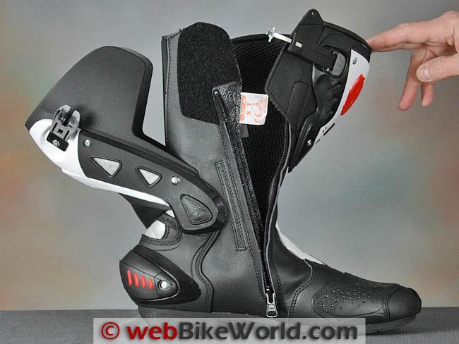 Sidi ST Boots Open