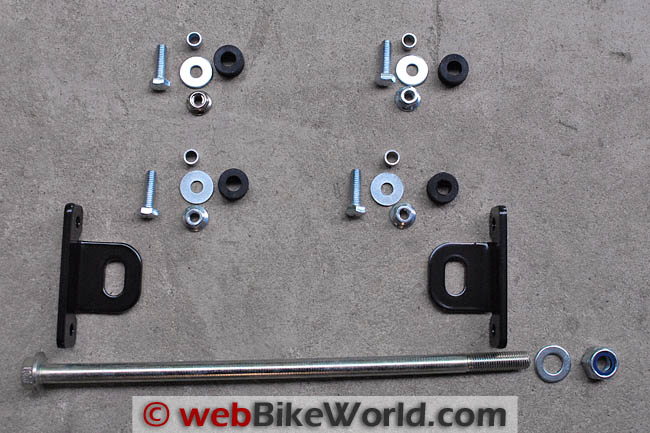 SW-Motech Engine Guard Mounting Bolts