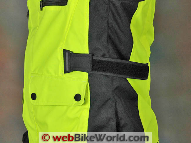 Rev'it Energy HV Jacket Waist Adjuster
