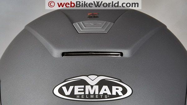 Vemar Jiano Helmet - Top Vent