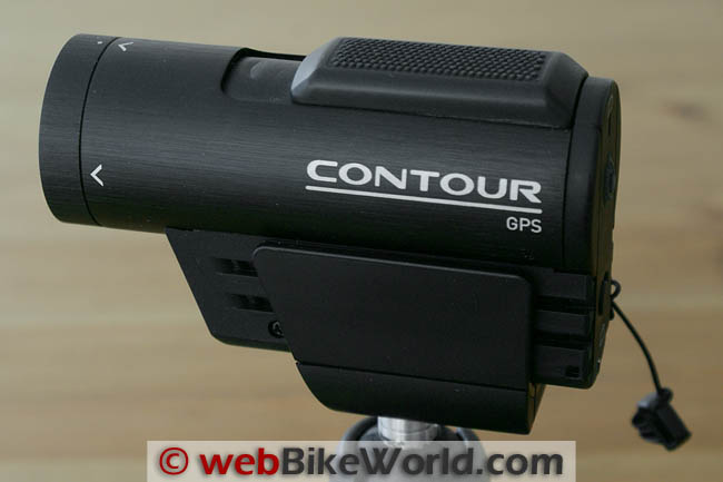 VholdR Contour GPS HD Video Camera