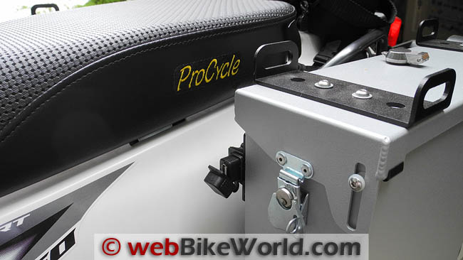 Waterproof USB Port on Suzuki