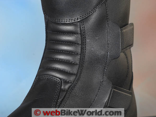 Falco 480 Raid Boots Front Ankle