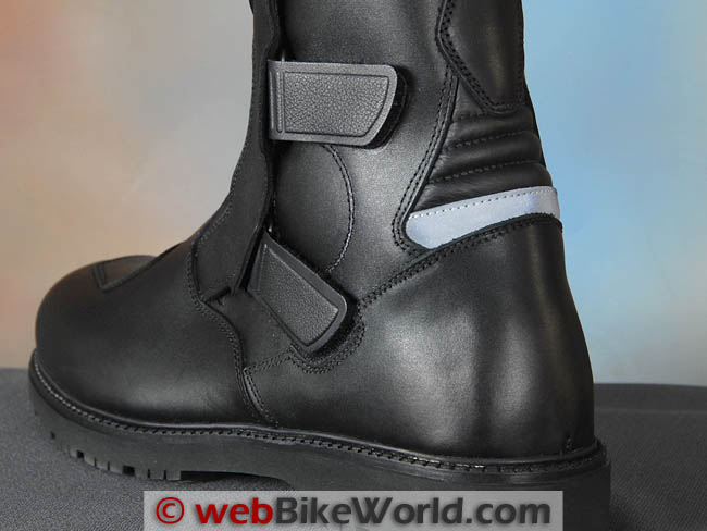 Falco 480 Raid Boots Heel