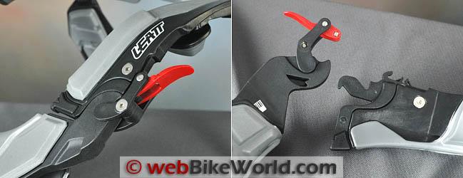Leatt STX Brace Adjustable Attachment Point