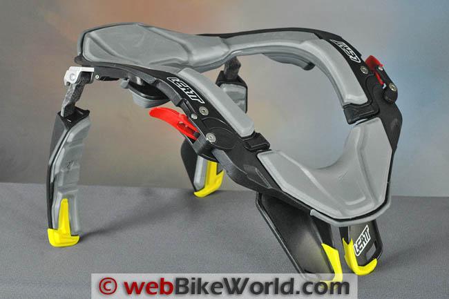 Leatt STX Brace Front View