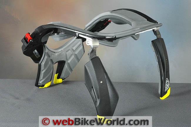 Leatt STX Brace Rear View