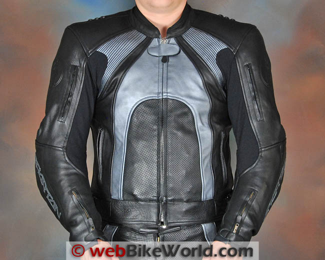 Spartan Leathers Charge Jacket