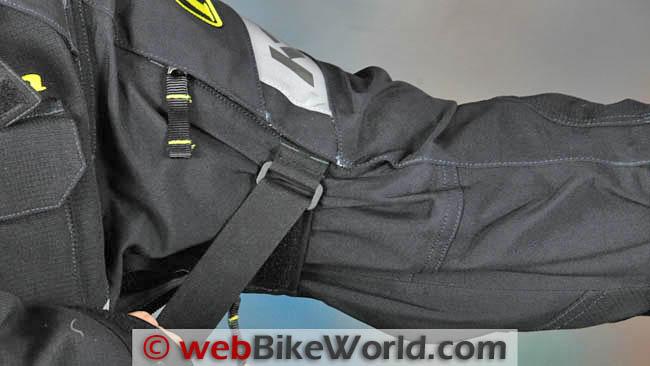 Badlands Pro Jacket Arm Adjustment Strap