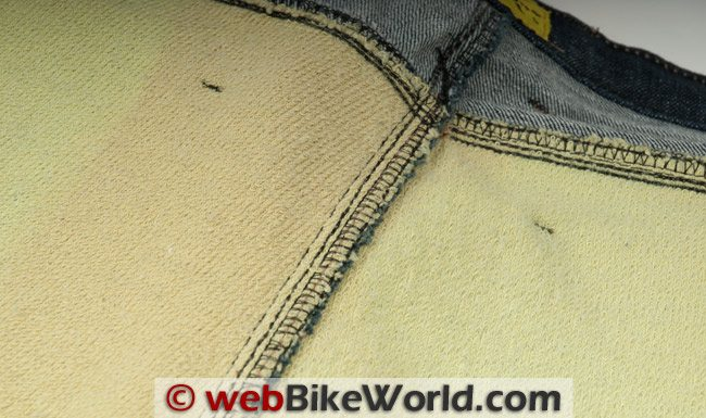 Drayko Drifter Jeans Lining Close-up