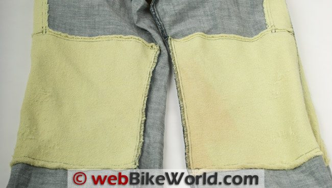 Drayko Drifter Jeans Linining in the Knees