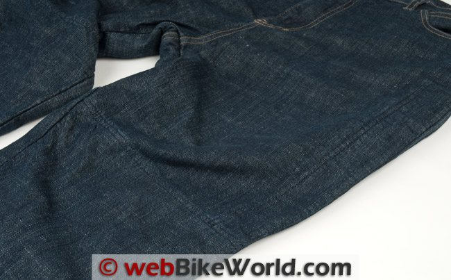 Drayko Drifter Jeans Lining on the Seams