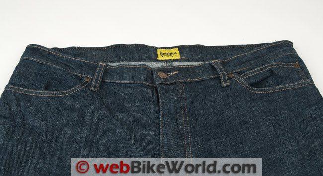Drayko Drifter Jeans Pockets