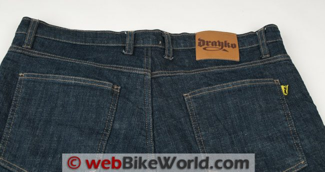 Drayko Drifter Jeans Rear Pockets
