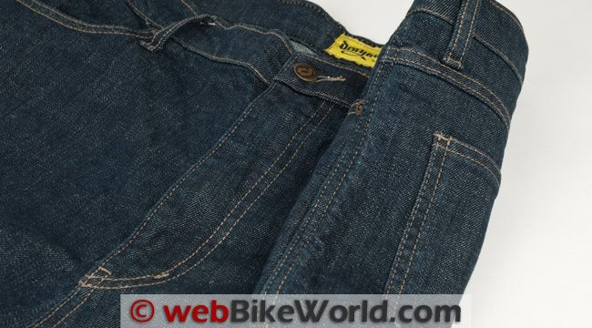 Drayko Jeans Stitching